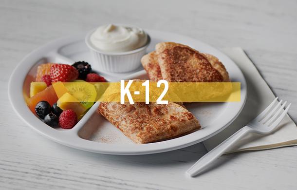 K-12 School Foodservice